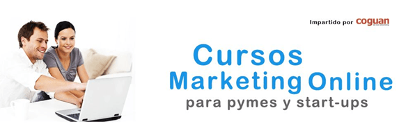 Curso de Marketing Online para Emprendedores Offer!