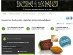 ChocolatesBonsano .com Site! - MarketPlace del mejor chocolate!