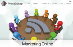 Experiencia Photo-Design - Desarrollo y diseno web marketing y social media