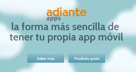 Adiante Apps Offer - Crea aplicaciones para iPhone y Android sin programar