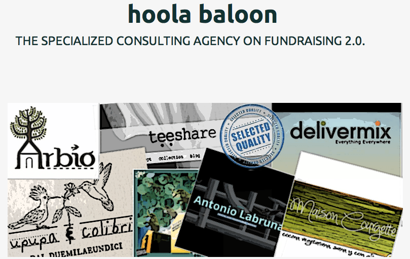 Hoola Baloon Offer - CrowdFunding para musica