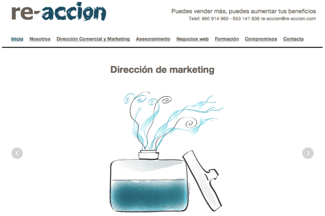 re-accion Offer - consultoria de marketing