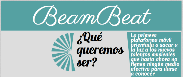 BeamBeat - App Movil