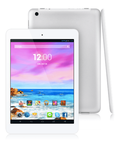 Glow 8 - Tablet ipad Español low cost