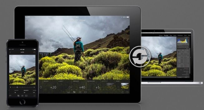 Adobe lanza Lightroom