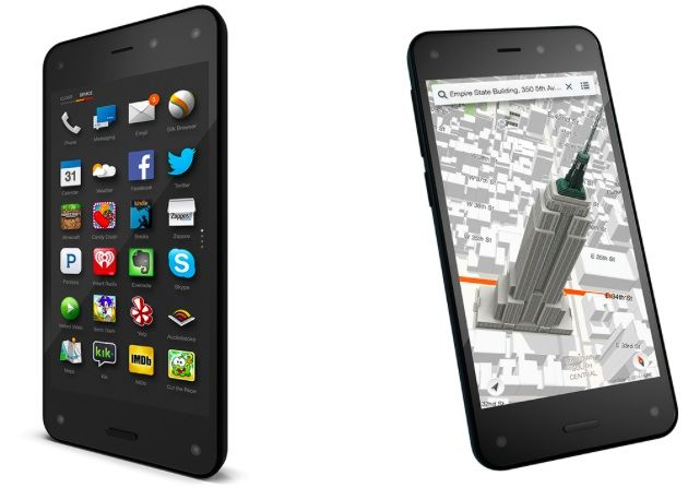 Amazon Fire - El primer telefono de Amazon