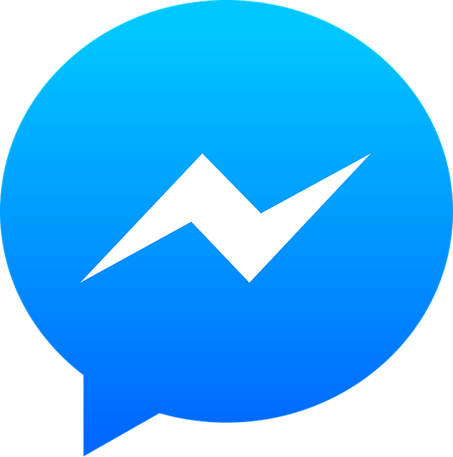 Cortesía de Facebook Messenger