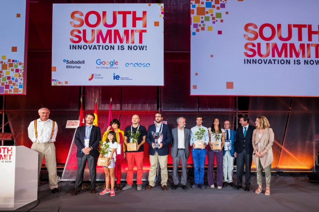 Ganadores South Summit 2017