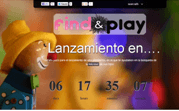 FindAndPlay Site - MarketPlace de Juguetes