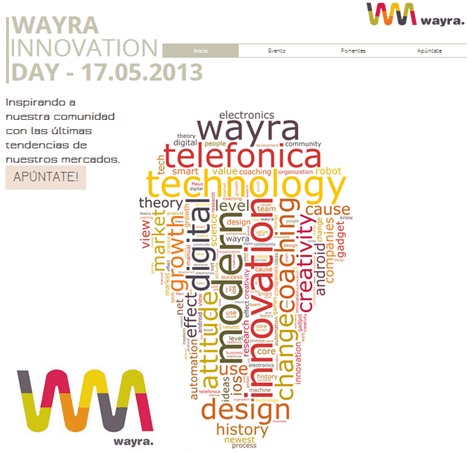 Wayra Innovation Day en Madrid