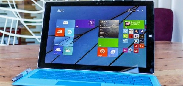 ¿Ipad Air 2 o Microsoft Surface 3?