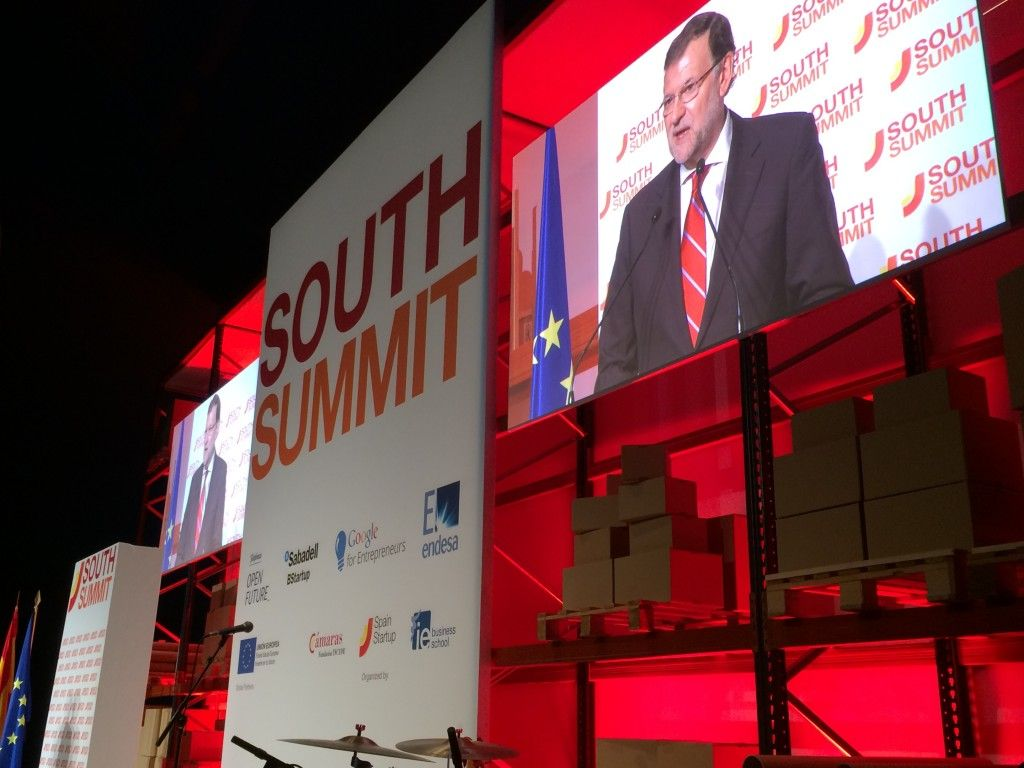 Mariano Rajoy South Summit