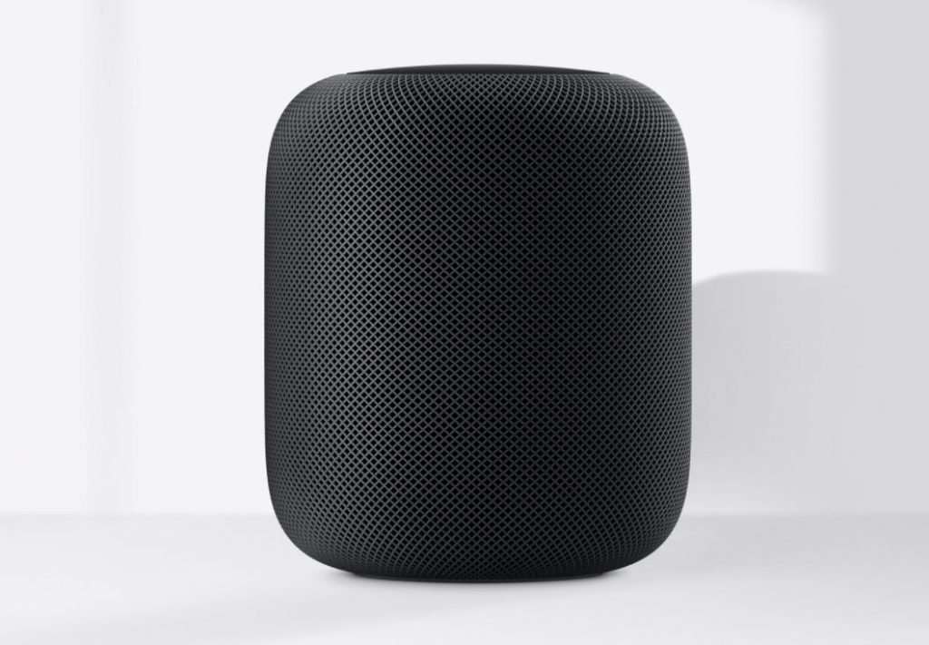 HomePod, cortesía de Apple