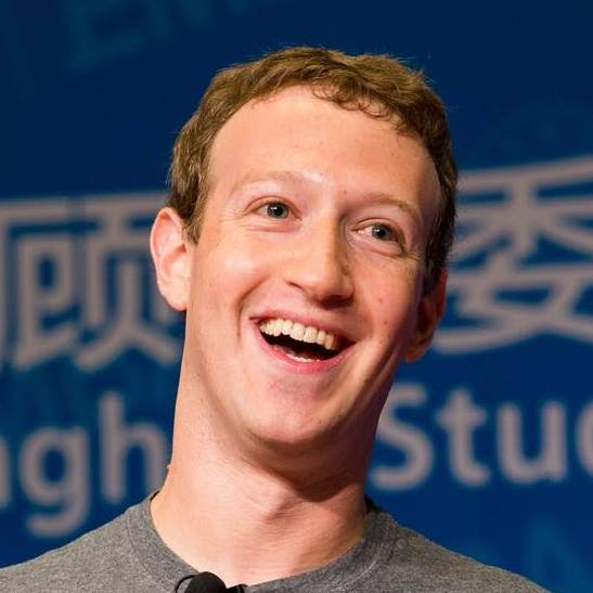 Mark Zuckerberg, cortesía de Facebook